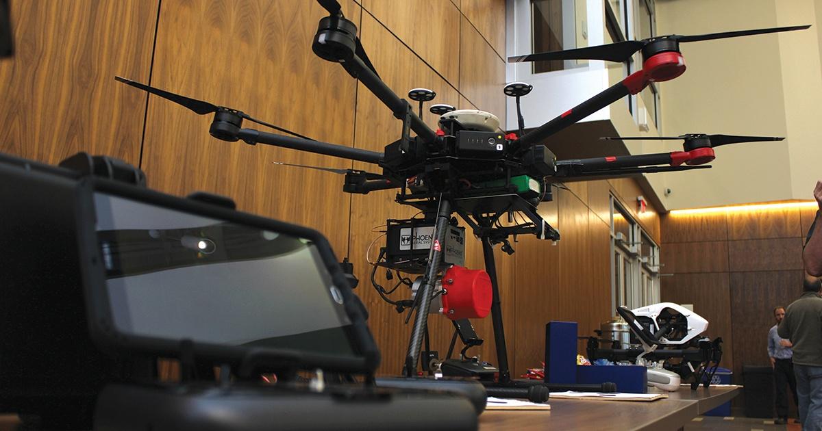 University of Arkansas hosts 3rd drone summit thumbnail