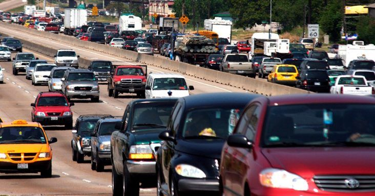 Traffic congestion costs trucking industry nearly $16
