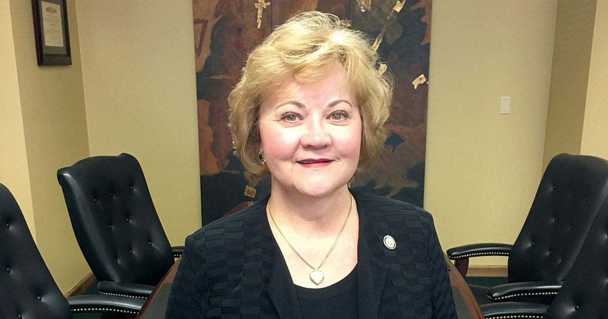 Candace Franks leads State Bank Department through a new era of growth and change thumbnail