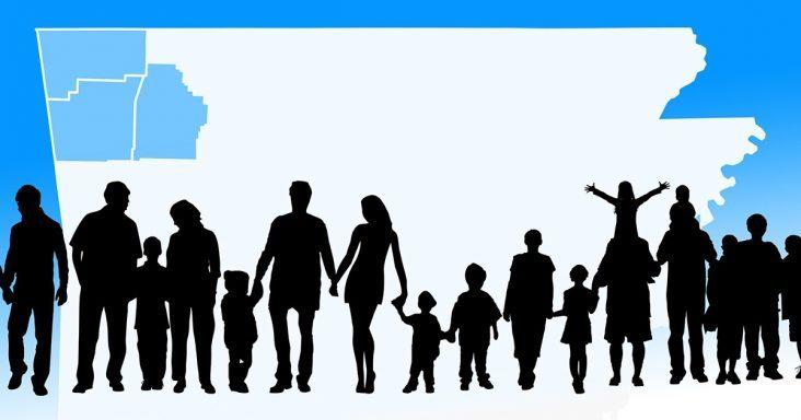 Northwest Arkansas population growth softens to 2% in 2018
