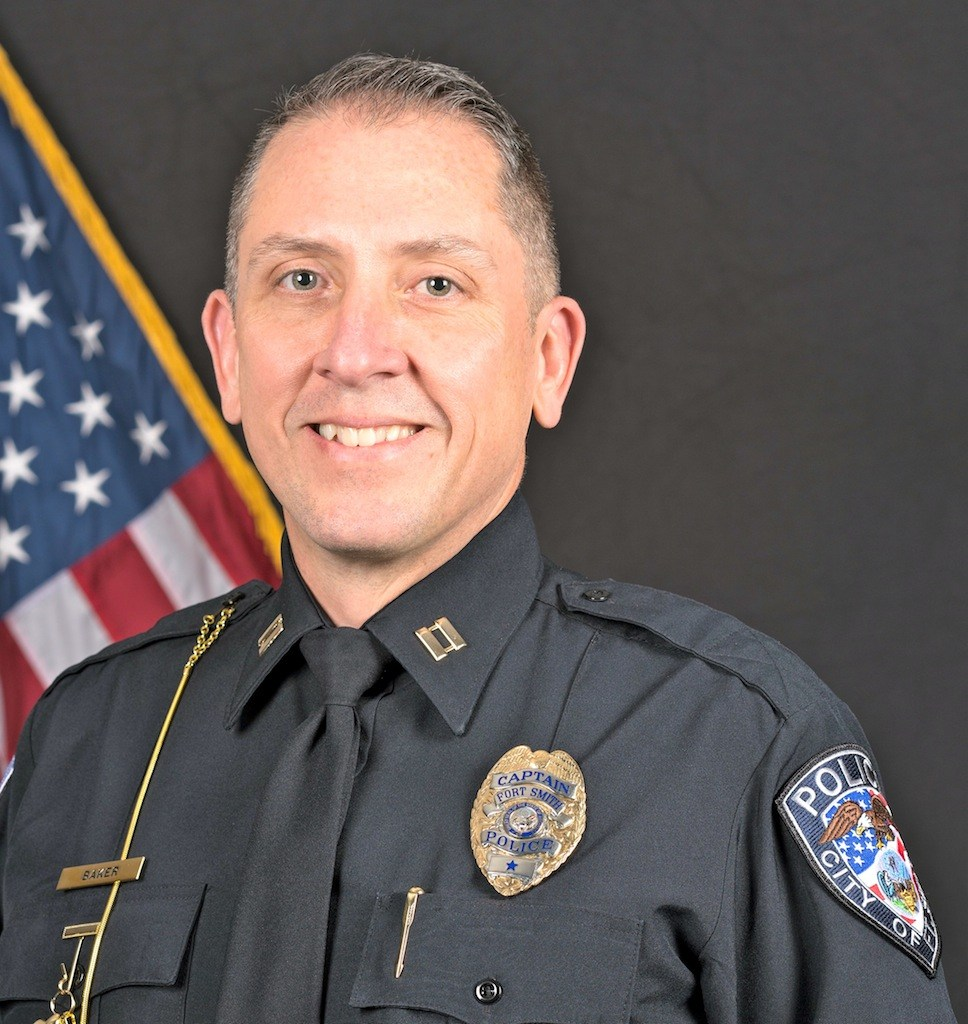 Baker named Fort Smith police interim chief - Talk Business