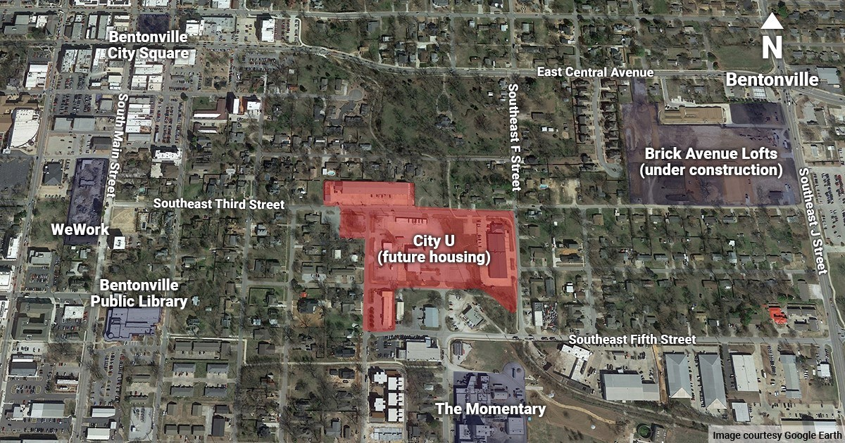 WeWork building a 'big' deal for Bentonville, but how big? thumbnail