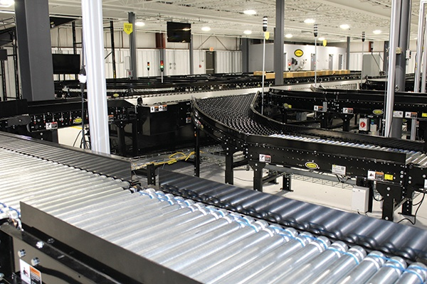 E-commerce rise equals unlimited growth for Hytrol's conveyor systems thumbnail