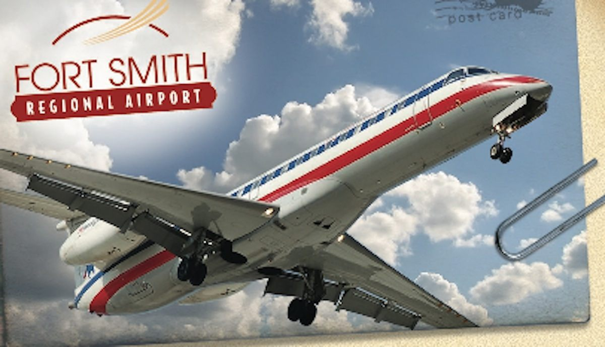 Enplanements up 4% out of Fort Smith in the first half of 2019 thumbnail