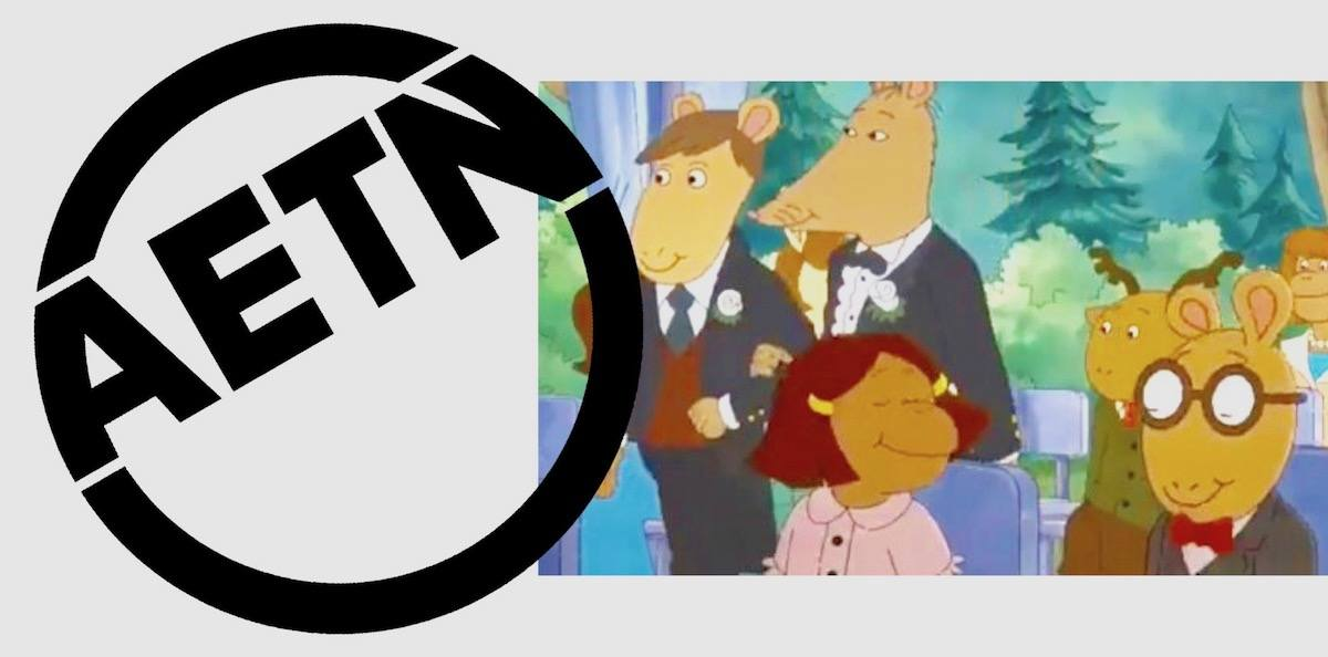 'Tolerance' loses to 'asking for trouble' in AETN decision to not air controversial Arthur episode thumbnail