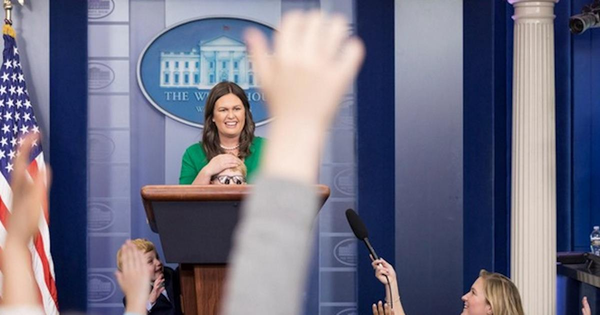 Huckabee Sanders to leave White House, Arkansas gubernatorial bid rumored thumbnail