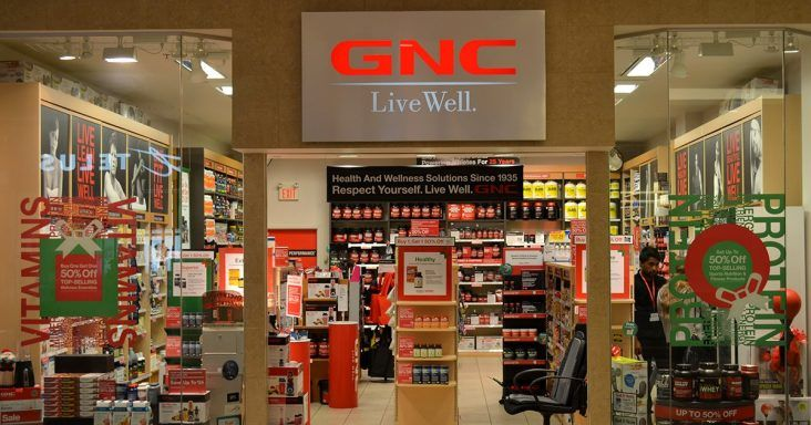 GNC to shutter up to 900 stores - Talk Business & Politics