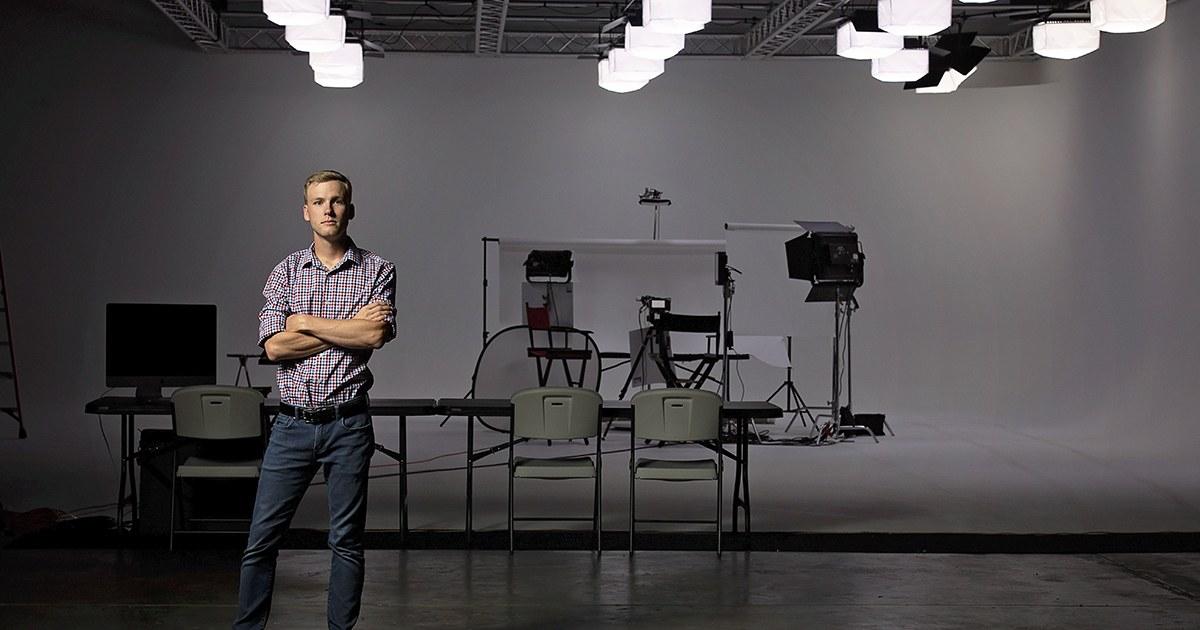 Entrepreneur Zak Heald working to attract tourism dollars through movie production thumbnail
