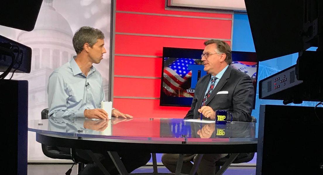 Democrat Beto O'Rourke says El Paso tragedy has given him more 'urgency' in Presidential bid