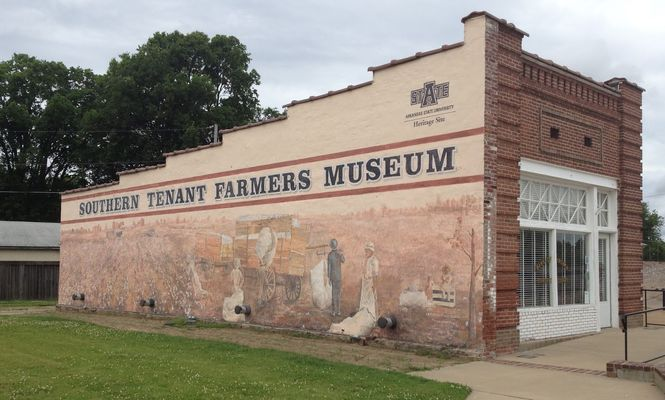 Southern Tenant Farmers Museum favorite into global association thumbnail