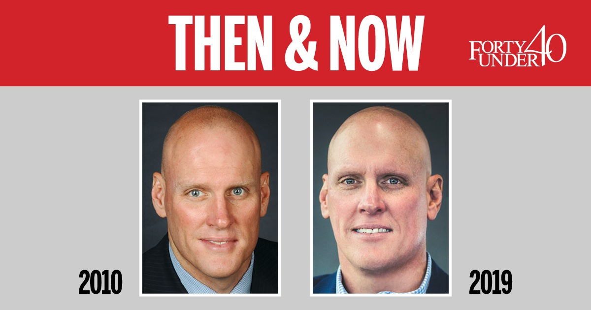 Then & Now: Ardour, adore for the job preserve Kestner's career thumbnail