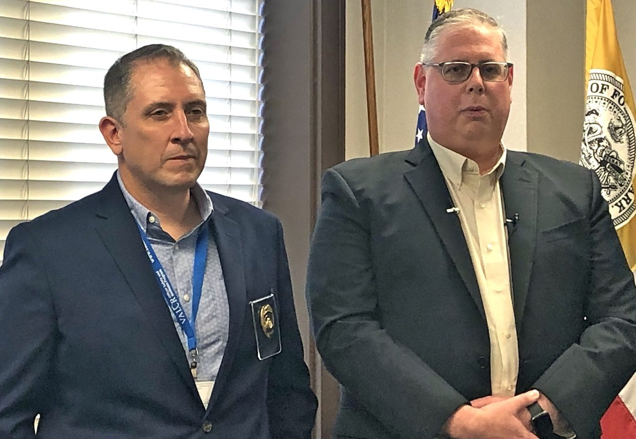 Baker named Fort Smith police chief, pledges to continue community policing