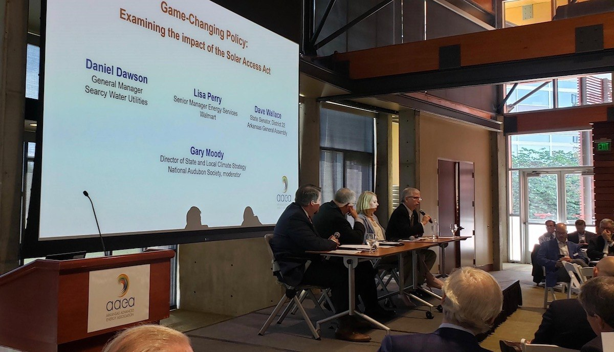PSC chief reiterates market-based approach for state's net metering, solar energy expansion