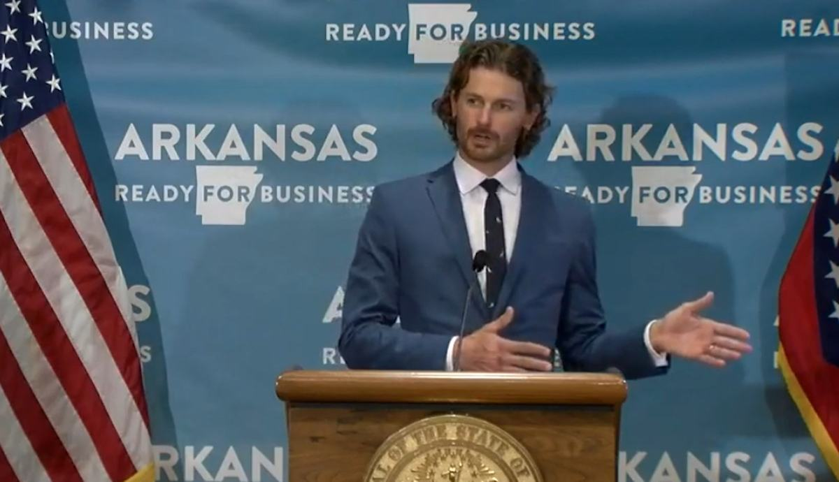 Employer protection highlighted as part of Arkansas economic recovery plan (Updated) - Talk Business & Politics