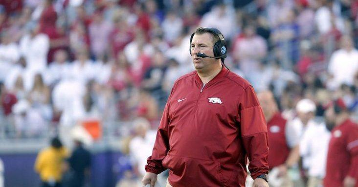 Bielema sues Arkansas athletic foundation for $7M