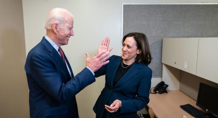 Biden Selects U S Sen Kamala Harris As His Presidential Running Mate Talk Business Politics