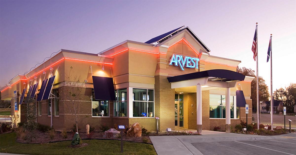 Arvest Bank closing 31 branches this summer – Talk Business & Politics