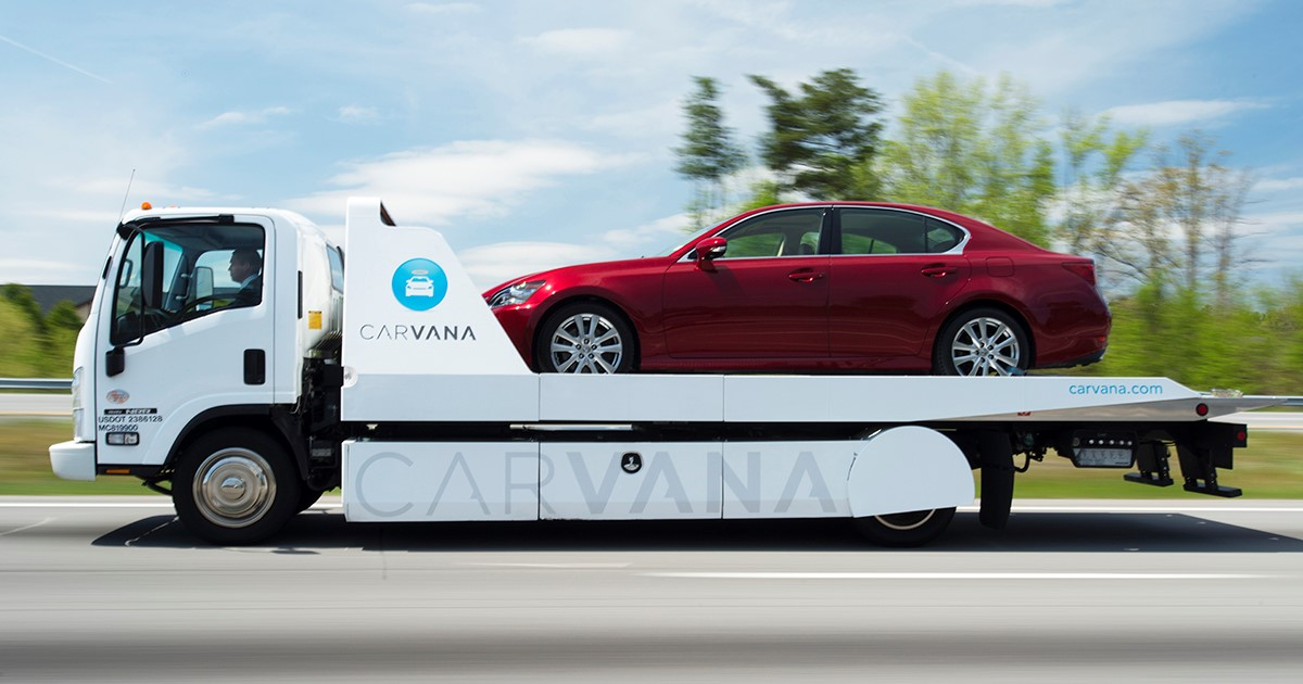 Carvana expands vehicle delivery service to Fayetteville, Fort Smith